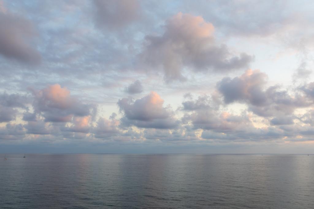 panorama dalla marina di Pisciotta